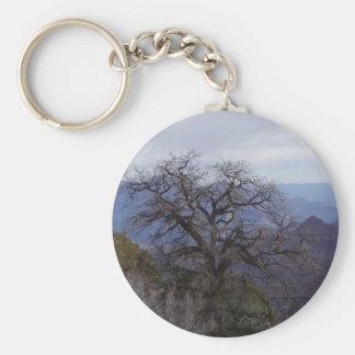 Bare Tree Key Chain