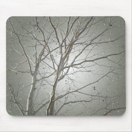 Bare Tree Mousepad 2