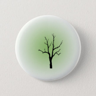 Bare Tree Pinback Button