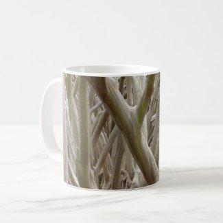 Bare Trees Coffee Mug