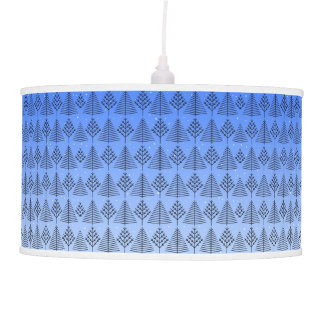 Bare Trees Pattern Ceiling Lamps