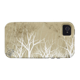 Bare Winter Trees iPhone 4/4S Covers