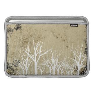 Bare Winter Trees MacBook Air Sleeves