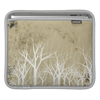 Bare Winter Trees Sleeves For iPads