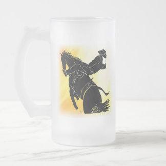 Bareback Ride 203 Coffee Mugs