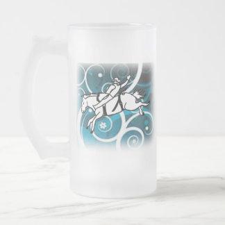 Bareback rider 103 mug