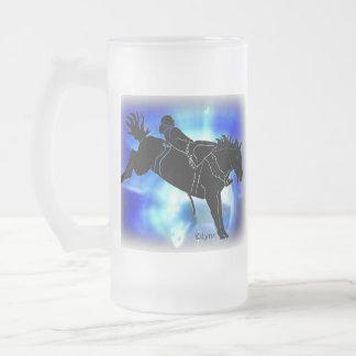 Bareback Rider 301 Coffee Mugs