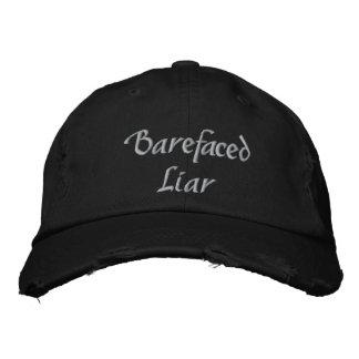 Barefaced Liar Baseball Cap