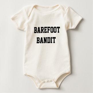 BAREFOOT  BANDIT BODYSUIT