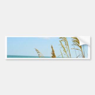 Barefoot Beach Preserve Bumper Sticker