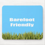 Barefoot Friendly Mouse Pad