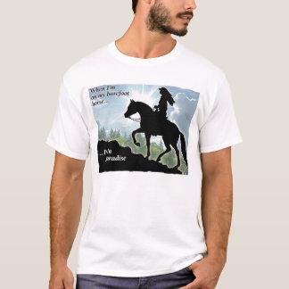 Barefoot Horse T-Shirt