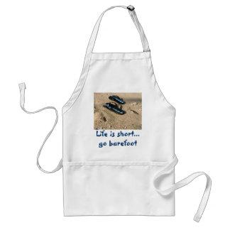 Barefoot Inspiration Adult Apron