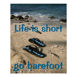 Barefoot  Inspiration poster