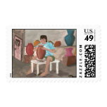 Barefoot Potter Stamps