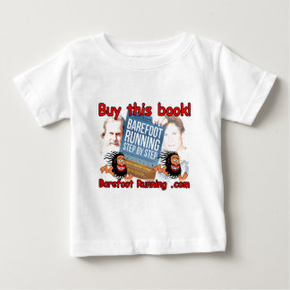 Barefoot Running Step by Step - Buy this Book! T Shirt