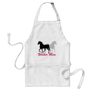 Barefoot Tennessee Walker Mom Adult Apron