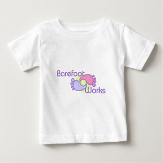 Barefoot Works Yoga Baby T-Shirt