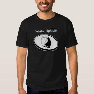 barefootdecal, Whitie Tighty!!! Tee Shirt