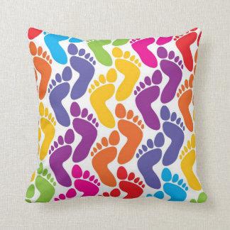 Barefootin' 3 - SRF Pillow