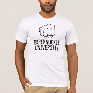 Bareknuckle University One-two Punch T-shirt