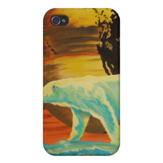 Barely Global Warming iPhone 4/4S Cover