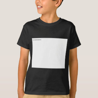 Barely Suitable T-Shirt