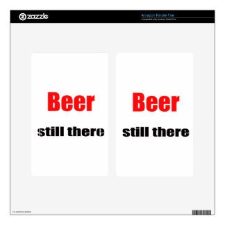 barely there beer shirt fun entertainment goat yea decal for kindle fire