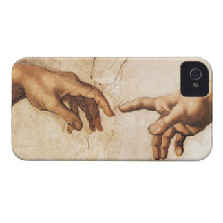 Barely there iPhone 4 Case - The Creation of Adam