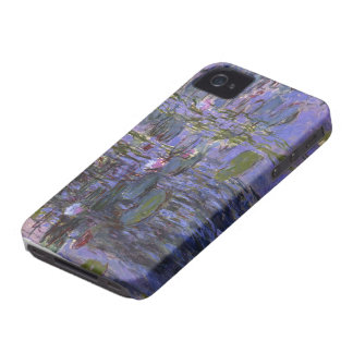 Barely There iPhone 4 Case - Water Lillies