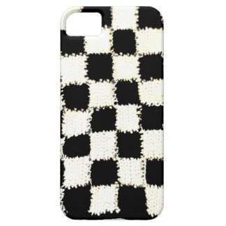 Barely There iPhone 5/5S Case w/Checkered, Crochet