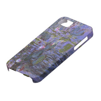Barely There iPhone 5 Case - Water Lillies