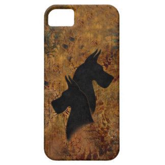 Barely There IPhone 5 With Great Danes iPhone SE/5/5s Case
