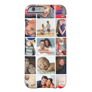 Barely There iPhone 6 Instagram photo collage Barely There iPhone 6 Case