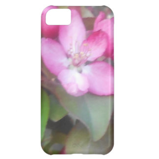 Barely There IPhone Case Flower Design Cover For iPhone 5C