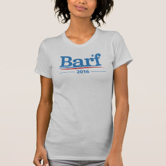 Barf 2016 Bernie Sanders Collection Tee Shirt