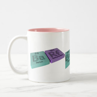 Barf  as Ba Barium and Rf Rutherfordium Coffee Mugs