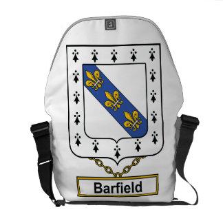 Barfield Family Crest Messenger Bag