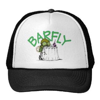 barfly trucker hat