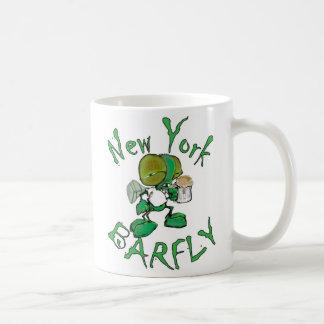 barflynew york coffee mug