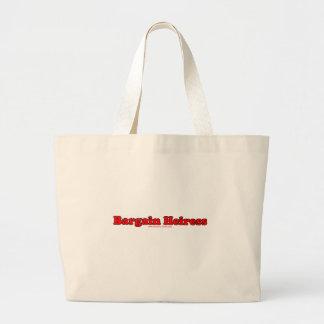 Bargain Heiress Large Tote Bag