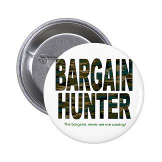 Bargain Hunter Button