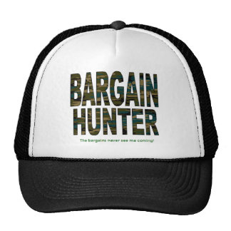 Bargain Hunter Trucker Hat