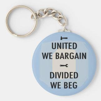 Bargain or Beg III Keychain