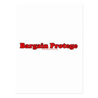 Bargain Protege Postcard