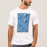 BargasArtworks Alligators Lizards in the Air Shirt