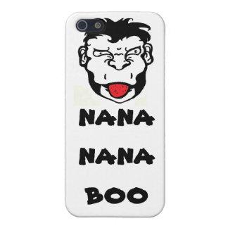 BargasArtworks Nana nana boo boo monkey Speck Case