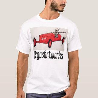 BargasArtworks Soap Box Skeleton Shirt