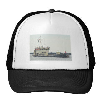 Barge in Barnegat Inlet New Jersey Series Hat
