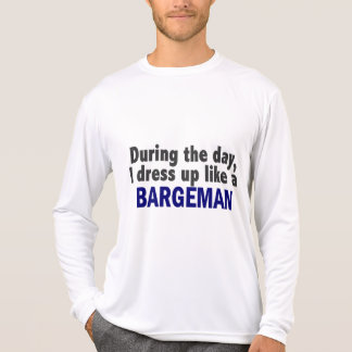 Bargeman During The Day Tees